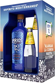Larios 12 + 2 x 25 cl Tónicas - 750 ml