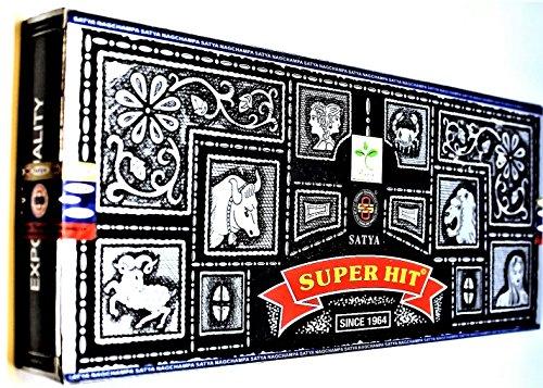 Incienso Satya - Super Hit - caja de 100 varillas