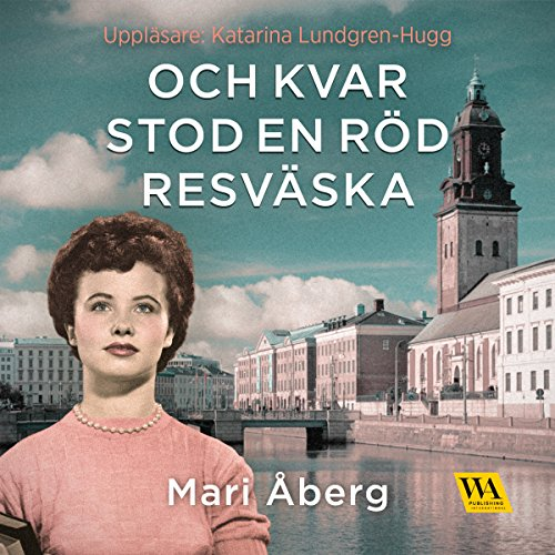 Och kvar stod en röd resväska cover art