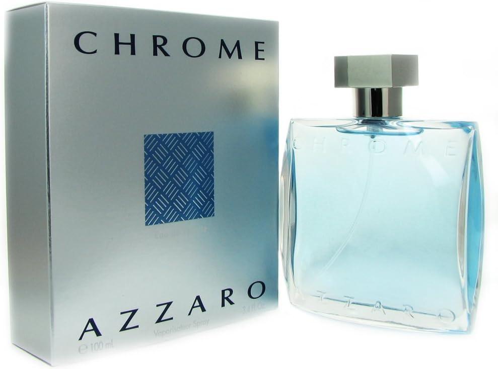 Azzaro - Chrome eau de toilette 100 ml vaporizador