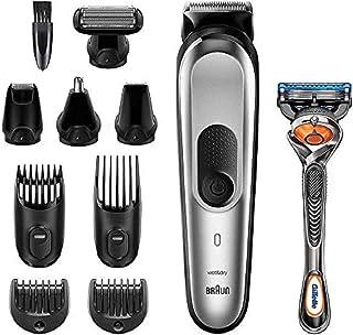 Braun MGK7020 10 en 1, Máquina recortadora barba y