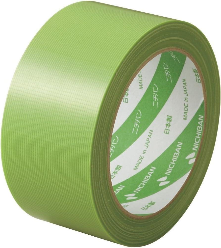 Amazon Co Jp ニチバン フィルムクロステープ 養生テープ No 184 緑 184 50 文房具 オフィス用品