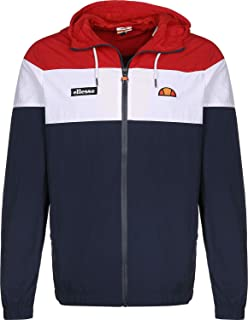 Ellesse Men's Mattar Track Jacket, Blue