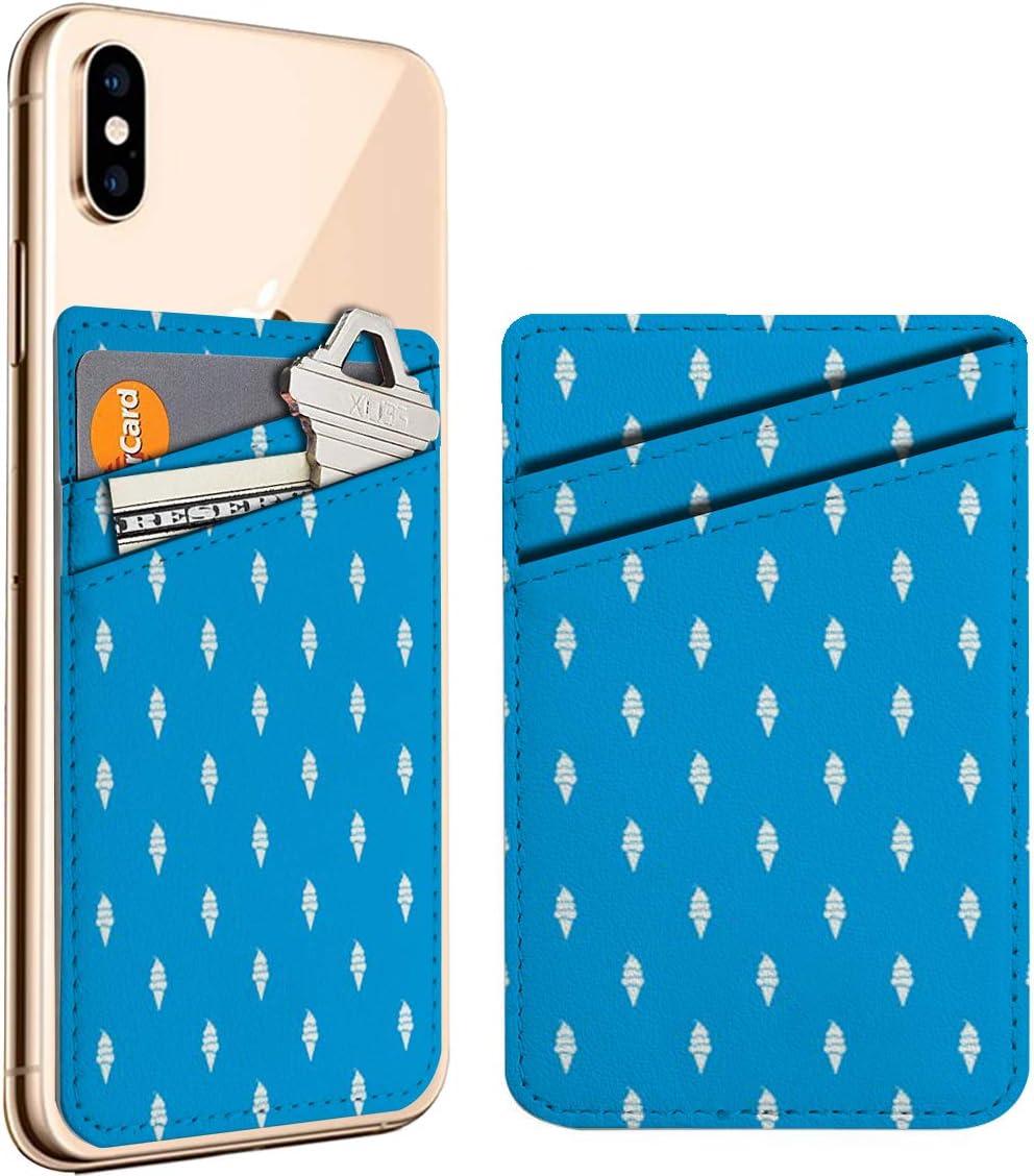 Vanilla Ice Cream Cell Phone Stick Free Shipping New Credit H On Leather ID Superlatite Card