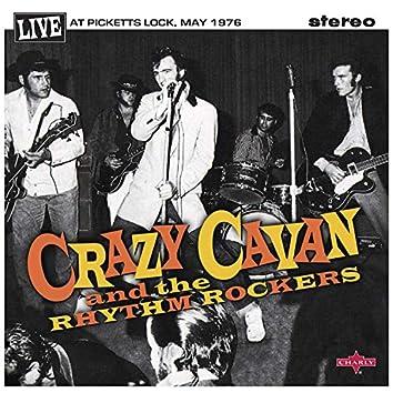 Live at Picketts Lock, May 1976