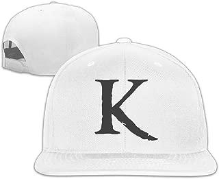 King810 - La Petite Mort Or A Conversation With God Mens Embroidery Plain Adjustable Baseball Hats