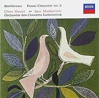 ベートーヴェン:ピアノ協奏曲第3番,ピアノ・ソナタ第17番「テンペスト」&第18番