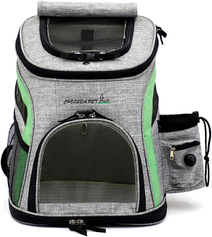 133f066d3d4e YOCC Pet Carrier Backpack,Portable Breathable Foldable 900d Oxford ...