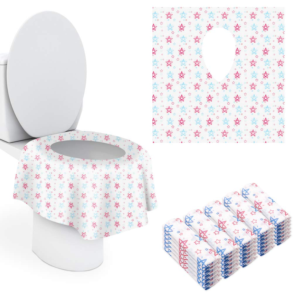 Toilet Nippon regular agency Seat 55% OFF Cover Disposable XL Large Extra 30 Pack Full