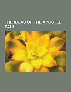 The Ideas of the Apostle Paul