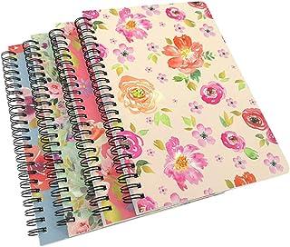 ژورنال نوت بوک مارپیچی ALIMITOPIA ، برنامه ریز یادداشت دفترچه یادداشت دفترچه یادداشت ، اندازه A5