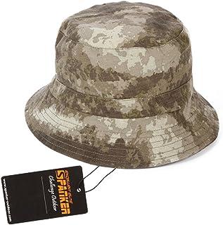 Excellent Elite Spanker 迷彩 折り畳み式 帽子 通気性 速乾性 日除け 釣り 登山 キャンプ 旅行