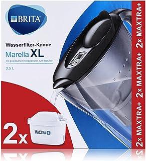 Brita Brita Marella XL graphite 111540 Carafe filtrante 3.5 l graphite