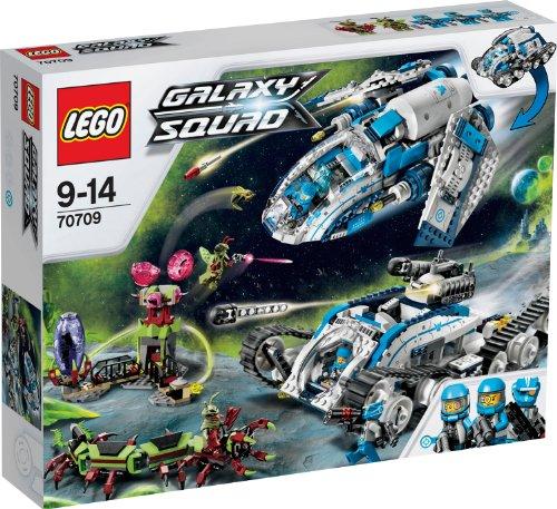 LEGO Galaxy Squad - 70709 - Jeu de Construction - Le Tank Cosmique