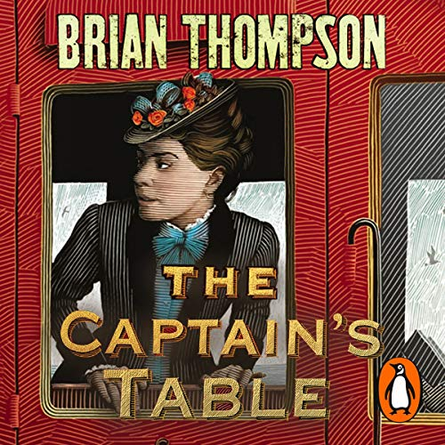 The Captain's Table cover art