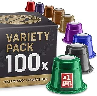Mejor Nespresso Capsules Variety de 2020 - Mejor valorados y revisados