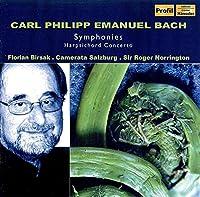 C.P. Bach: Symphonies & Harpsichord Concertos