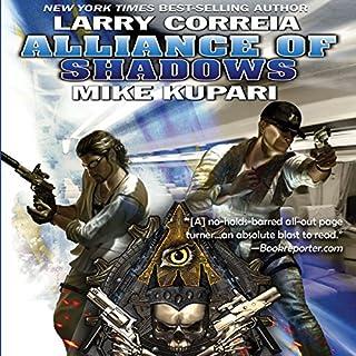Page de couverture de Alliance of Shadows