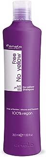 Fanola Free No Yellow Vegan Shampoo, 350 ml