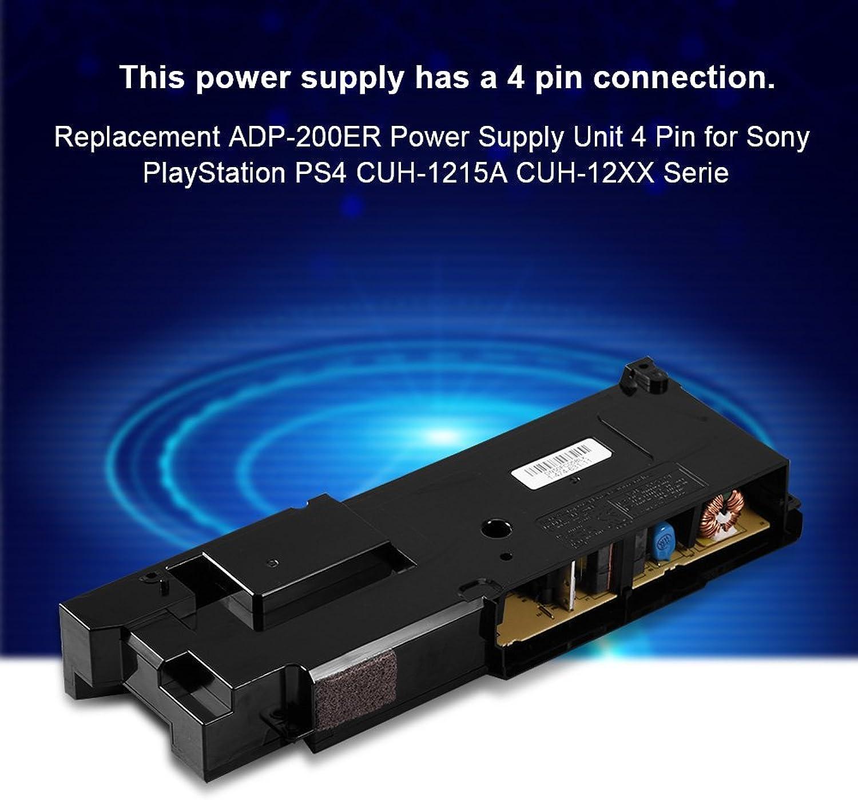 FidgetKute ADP 160ER 200ER 240CR 200ER 300CR Power Supply Unit for Playstation PS4 Slim Pro for PS4 PS41200 ADP200ER CUH1215A