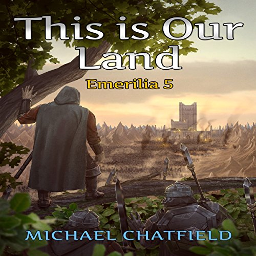 This Is Our Land audiobook cover art
