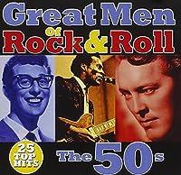 Great Men of Rock & Roll: 50's