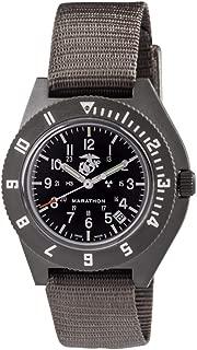 Marathon Watch WW194013 Navigator Swiss Made Military Issue Pilot's Watch. ETA F06 Movement, Date and Tritium (41mm)