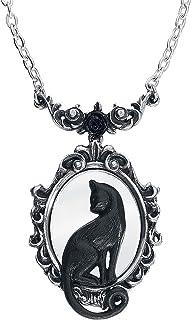 Alchemy Feline Felicity Pewter Pendant