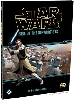 Fantasy Flight Games Star Wars RPG: Rise of The Separatists (Hardcover)