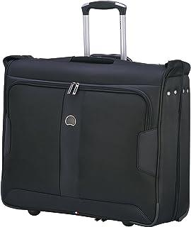 DELSEY Paris Sky Max 2 Wheeled Garment Bag, Black (Black) - 403282521-00