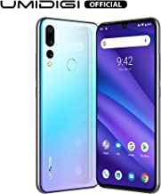 $128 » Global Version UMIDIGI A5 PRO Cell Phones Android 9.0 6.3' FHD+ 16MP Triple Camera 4150mAh 32GB/4GB RAM 4G LTE Unlocked Smartphone(Breathing Crystal)