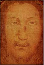 Jesus Holy Face Shroud Manoppello Natural Linen Cloth Fabric