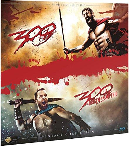 300 Colección Vintage (Funda Vinilo) Blu-Ray [Blu-ray]