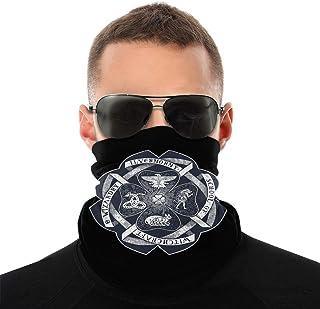 Ilvermorny School Of Witchcraft And Wizardry Crest Face Mask Bandana Neck Gaiter Tube Headwear Bandana