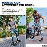 Zoom IMG-1 beleev cruiser skateboard 27x8 inch