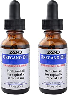 Zand Oregano Oil 1 oz ( Multi-Pack)