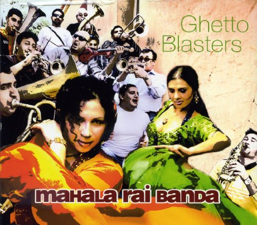Ghetto Blasters