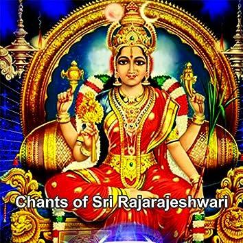 Chants of Sri Rajarajeshwari
