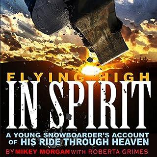 Flying High in Spirit audiobook cover art