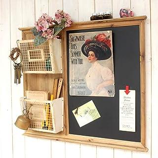 INTASTE Decoración de la Pared Retro Loft Creativo Tablero de Mensajes/decoración de Pizarra for el Comedor/Cocina/Pasillo...