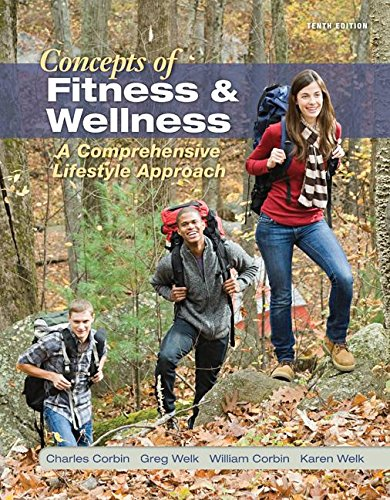 GENERAL COMBO LL CONCEPTS OF FITNESS AND WELLNESS W/ CNCT ACCESS CARD