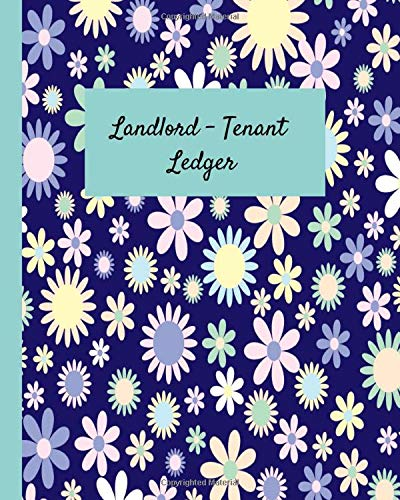 Compare Textbook Prices for Landlord - Tenant Ledger: Your 12 Month Logbook Journal to Record 50 Rental Units / With 50 Maintenance / Notes / Stay Organized For Taxes / Pretty Purple Floral Cover  ISBN 9781709467899 by Publishing, Route 19