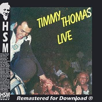 Timmy Thomas Live