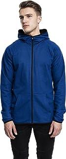 Urban Classics Men's Active Melange Zip Hoody Sport Jacket