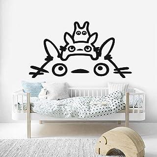 Décoration de la maison Sticker mural autocollant intérieur mon voisin Totoro 57X101Cm