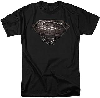 Popfunk Superman Man of Steel Movie Shields T Shirt