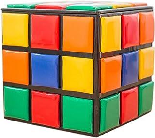 AINH Économie D'espace Sturdy Stackable Paniers De Rangement pour Toys Clothes,Cuir Cube Tabouret De Rangement,Multifoncti...