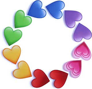 Refrigerator Magnet Fridge Magnet Locker Magnets Kitchen Magnets Fun Magnets Decorative Magnets Cute Magnets (heart)