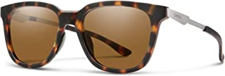 Smith Roam Rectangle Sunglasses For Men For Women + FREE Complimentary Eyewear Kit
