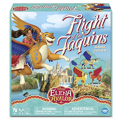 Wonder Forge The Elena of Avalor Flight of The Jaquins Game
